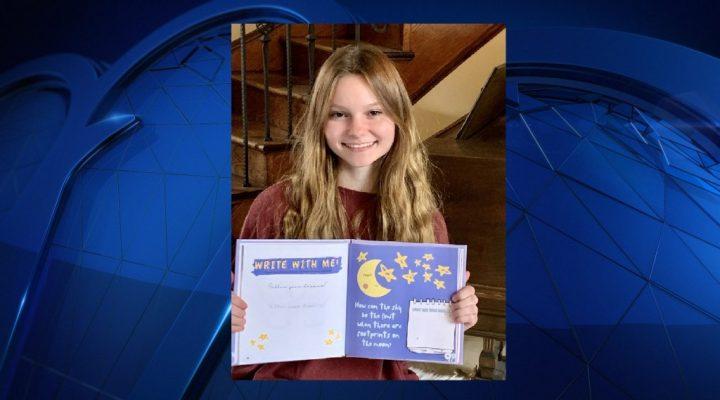 Thiếu niên 15 tuổi xuất bản sách cho người khó đọc